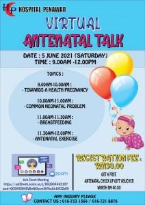 VIRTUAL ANTENTAL TALK